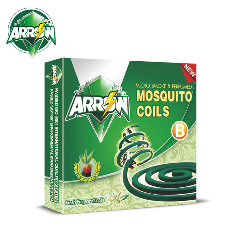 Micro-Smoke Coils Mosquito Coils Fresh Fragance