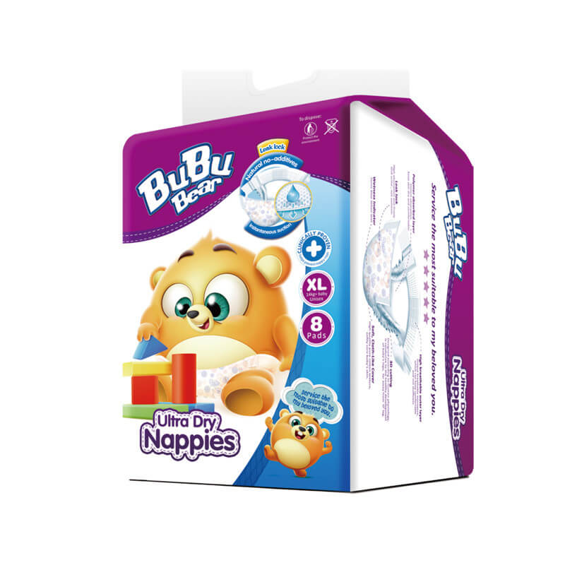 Ultra Dry Nappies Baby Unisexe